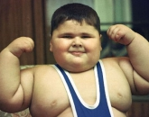 男孩子太胖当心性发育不良
