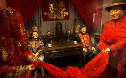 揭秘:古代结婚用的婚房不叫洞房而叫青庐