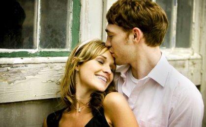 女人最爱被男人吻的六个部位