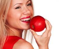 女人生理周期吃什么好 多吃苹果身体棒
