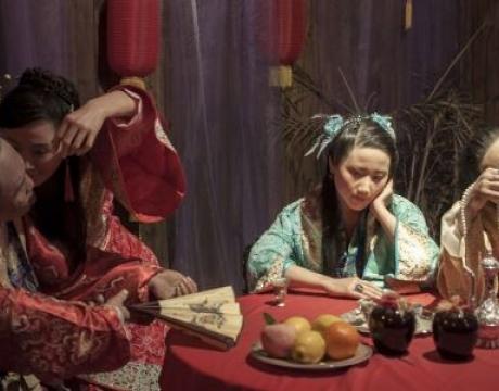 古代性文化:男子婚前上妓院实践房中术