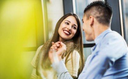 男人想要和女人愉快聊天 有3个技巧