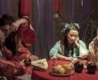 唐代妇女比较自由的社交活动